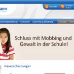 Projekte - Junfermann Verlag - Webshop und Internetpräsenz - Wirth & Horn Informationssysreme