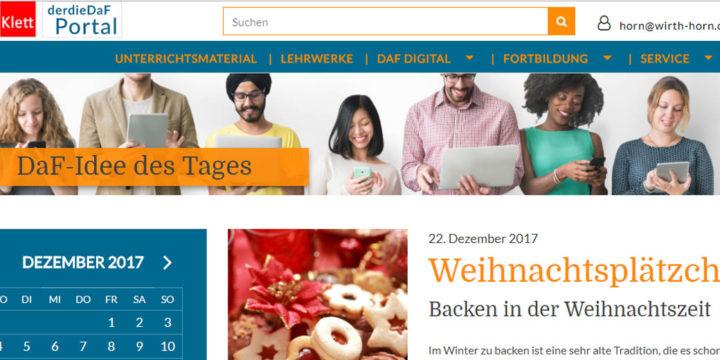 Klett Sprachen DaF Portal