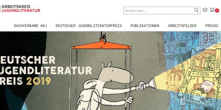 AKJ - Deutscher Jugendliteraturpreis